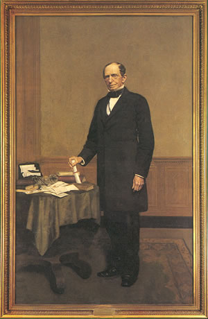 John Hopkins Portrait